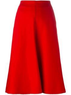 юбка с карманом с клапаном спереди Lemaire