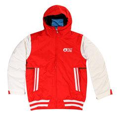 Куртка детская Picture Organic Park Avenue Red