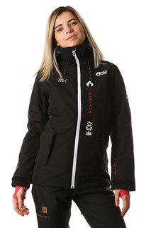 Куртка утепленная женская Picture Organic Kelowna Black