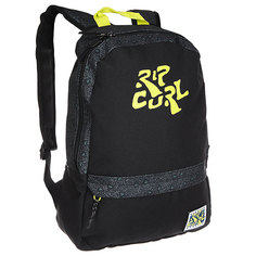 Рюкзак городской Rip Curl 100% Surf Stone Black
