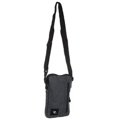 Сумка через плечо Rip Curl Heather Ripstop Slim Pouch 90 Black