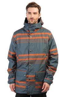 Куртка Burton Twc Greenlight Jk Bog Belmont Stripe