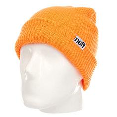 Шапка Neff Fold Orange