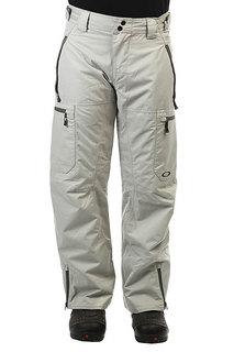 Штаны сноубордические Oakley Mobility Pants Stone Gray