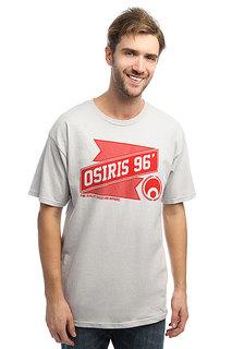 Футболка Osiris Banner Silver