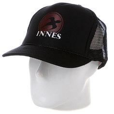 Бейсболка Innes High Black