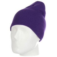 Шапка носок Les Ff Daily Purple