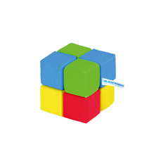 "Кубики ""Четыре цвета"", Мякиши"