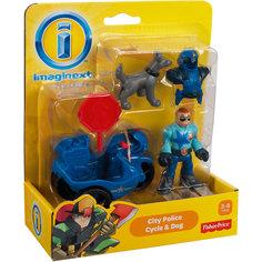 """Базовый игровой набор """"Городские спасатели"""", Imaginext, Fisher Price Mattel"""