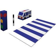 """Игровой набор """"Грамотный пешеход"""", ROMANA"""