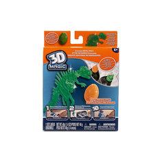 """Тематический набор 3D Magic для создания объемных моделей """"Тиранозавр Рекс"""" Spin Master"""