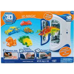 Набор 3D Magic для создания объемных моделей 3D Maker Spin Master