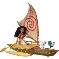 Кукла Моана и лодка Hasbro