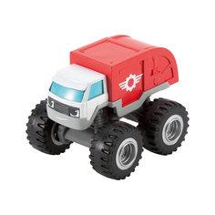 Дебрис, Fisher Price, Вспыш и чудо-машинки Mattel