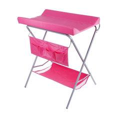 Пеленальный столик, Фея, розовый