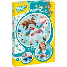 Набор для творчества DREAM HORSES IRON-ON Totum