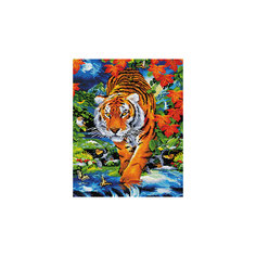 """Алмазная мозаика """"Тигр"""" 40*50 см Tukzar"""