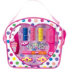 """Игровой набор детской декоративной косметики """"POP"""" для волос -"""
