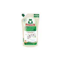 Концентрированный ополаскиватель для белья (Миндальное молочко), 1 л, Frosch -