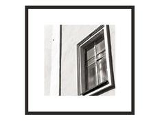 """Авторский постер """"Окно в Европу"""" George Mordvin"""