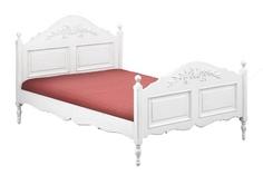 """Кровать односпальная """"Снежный Прованс"""" La Neige"""