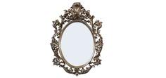 "Зеркало в раме ""Impero Silver"" Art Zerkalo"