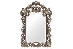 "Зеркало ""Bogeme Silver"" Art Zerkalo"