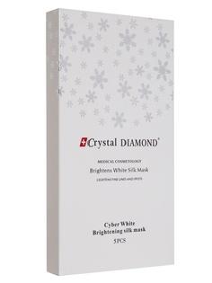 Тканевые маски и патчи Crystal DIAMOND