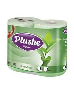 Туалетная бумага Plushe