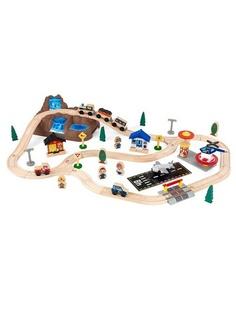 Железные дороги KidKraft