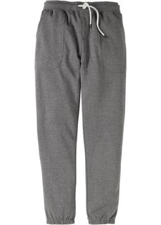 Трикотажные брюки Slim Fit (темно-синий) Bonprix