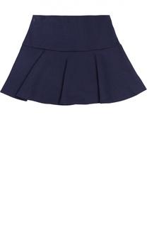 Юбка джерси с широким поясом Polo Ralph Lauren