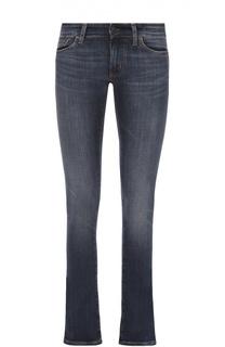Расклешенные джинсы с декоративными потертостями Denim&Supply by Ralph Lauren