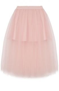 Пышная юбка-миди Monnalisa