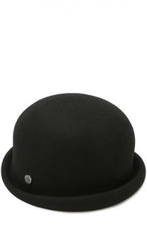 Шляпа из шерсти Armani Collezioni