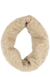 Вязаный шарф-хомут Colombo