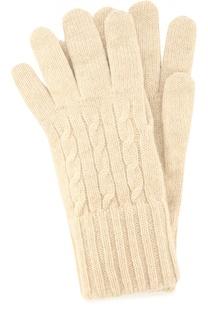 Вязаные перчатки из кашемира Colombo