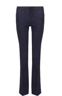 Расклешенные джинсы со стрелками J Brand