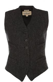 Шерстяной укороченный жилет Denim&Supply by Ralph Lauren