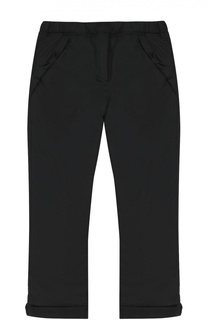 Классические брюки с резинкой на поясе Aletta
