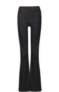 Расклешенные джинсы с завышенной талией Denim X Alexander Wang