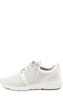Комбинированные кроссовки Amanda Michael Michael Kors