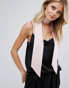 Узкий шарф Ted Baker Melanee - Розовый
