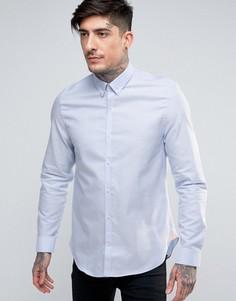 Узкая рубашка Ben Sherman - Синий