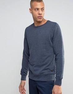 Трикотажный свитшот Produkt - Темно-синий