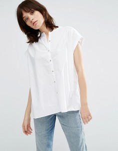 Рубашка MIH Jeans Ile - Белый