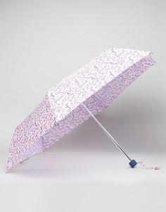 Суперузкий зонт Fulton - Красный Cath Kidston