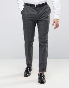 Узкие брюки в крапинку Jack & Jones Premium - Серый