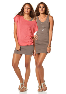 Комплект: платье + кофточка AJC