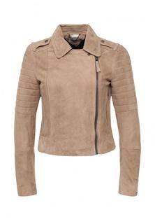 Куртка кожаная Tommy Hilfiger Denim